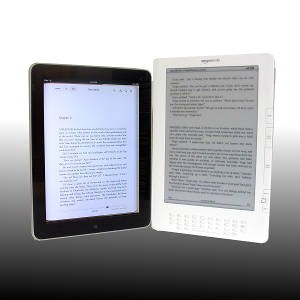 eBook Print Book Scanning Services