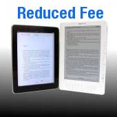Reduced Fee eBook Conversion with Publishing Services