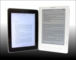 Romeii eBook conversion and publishing services put your book on the Apple iPad and Amazon Kindle, and more.